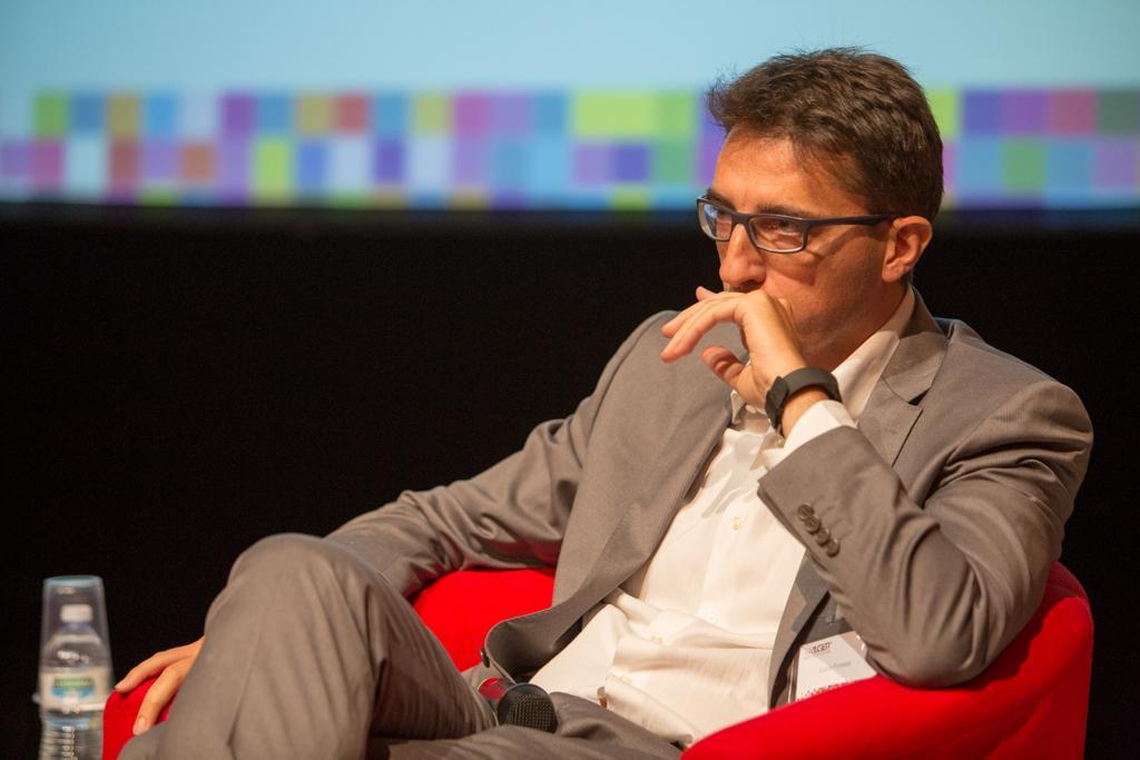 Luca Foresti, CEO del Centro Medico Santagostino