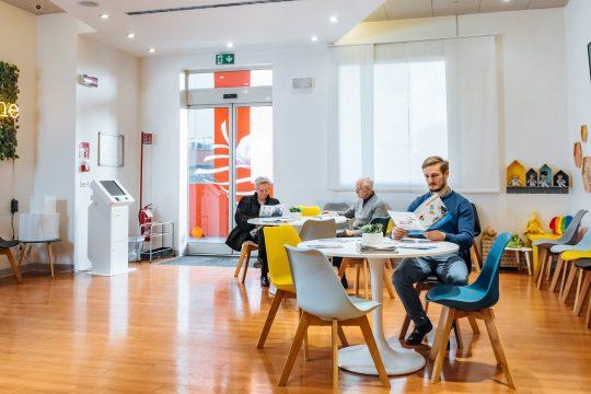 Il Centro medico Santagostino, ideato e sostenuto da Oltre Venture, ha chiuso il 2019 con una crescita del 29% del fatturato