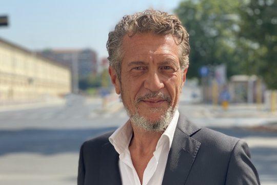 Una foto in primo piano di Michele Cutillo, il nuovo CEO di KeyCrime
