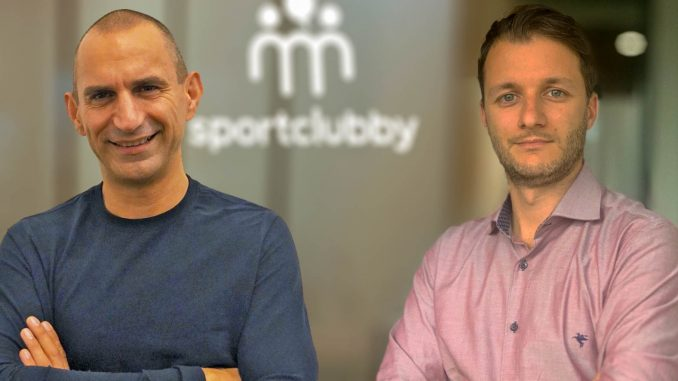 Biagio Bartoli e Stefano De Amici di SportClubby