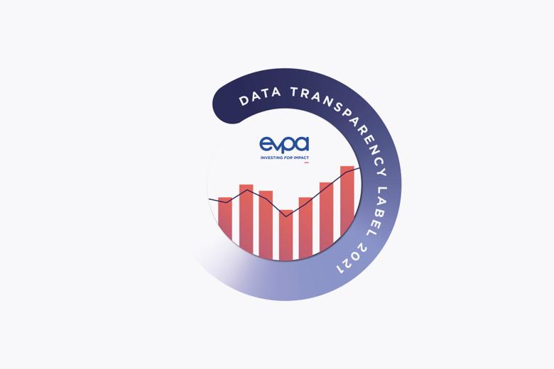 data transparency label evpa