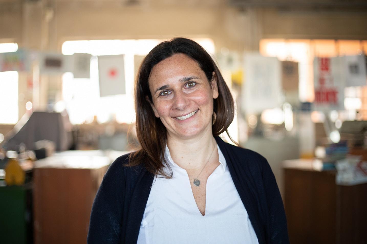 Francesca Devescovi, il CEO di DigitAlly